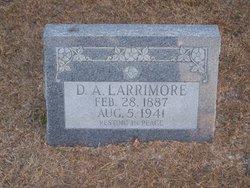 Dozier Albert Larrimore