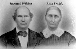 Ruth <I>Braddy</I> Wilcher
