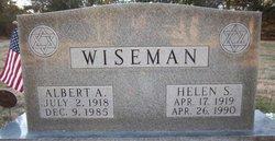 Helen S Wiseman