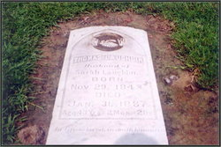 Thomas Madison Laughlin