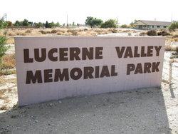 Lucerne Valley Memorial Park