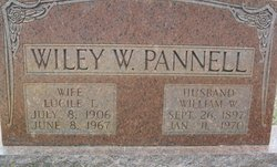 William W. Wiley Pannell