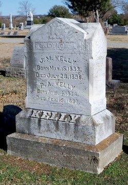 Margaret Ann <I>McKinney</I> Kelly