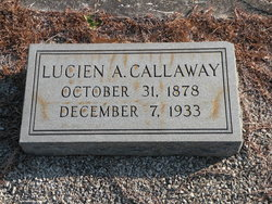 Lucien Adkin Callaway