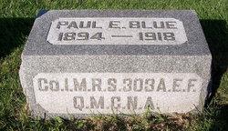 Paul Earl Blue