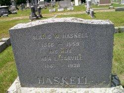 Ada L <I>Carvill</I> Haskell