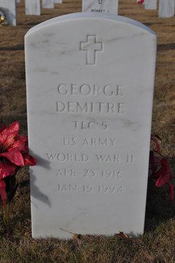 George Demitre