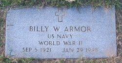 Billy Wayne Armor