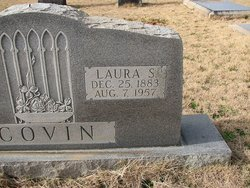 Laura <I>Sanders</I> Covin