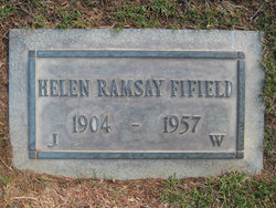 Helen S Ramsay Fifield (1904-1957) - Find A Grave Memorial Helen Ramsay Obituary