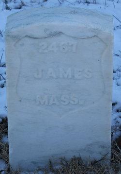 Pvt James B. Allen