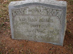 """Mary Ellen """"Minnie"""" <I>Boyd</I> Dawes"""