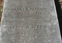 James S Parrish