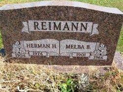 Melba B. <I>Combs</I> Reimann