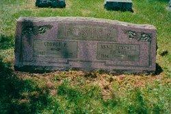 "Margaret Ellen ""Annie"" <I>Longwell</I> Foster"
