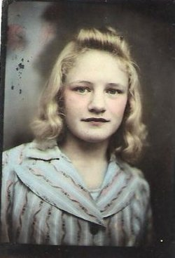 Gladys Marie <I>Shover</I> Stream