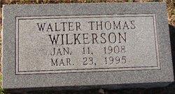 Walter Thomas Wilkerson