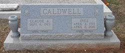 Inez <I>Shelton</I> Caldwell
