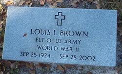 Louis L Brown
