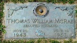 Thomas William McRae