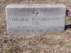 Thomas H. Forehand