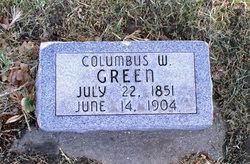 Columbus W. Green
