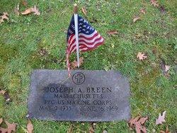 PFC Joseph A Breen