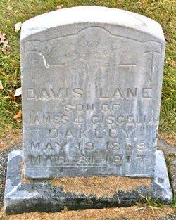 Davis Lane Oakley