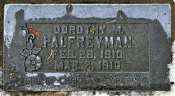 Dorotha Palfreyman