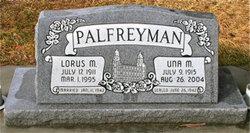 Lorus Masters Palfreyman