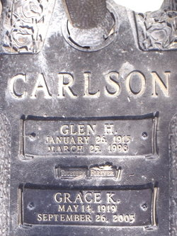 Lulu Grace <I>King</I> Carlson
