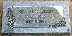 Ray Lavon Weight