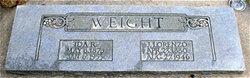 Ida <I>Rowland</I> Weight