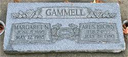 Margaret Telula <I>Nelson</I> Gammell