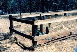 Cottonwood Creek Ranch Cemetery