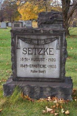 Ernstiene <I>Ziemann</I> Setzke
