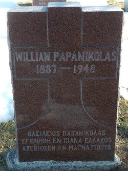 William J Papanikolas