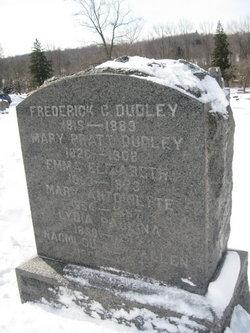 "Mary Antoinette ""Nettie"" Dudley"