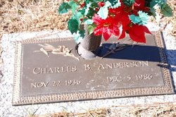 Charles B Anderson