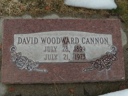 David Woodward Cannon