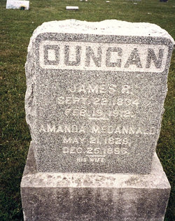 Amanda <I>McDannald</I> Dungan