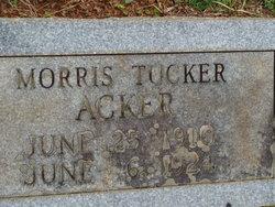 Morris Tucker Acker