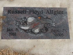 "Russell Floyd ""Russ"" Allgier"