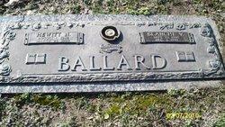 Blanche V Ballard