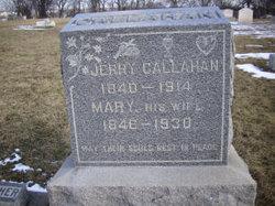 Mary <I>Kelleher</I> Callahan