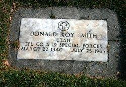 Donald Roy Smith