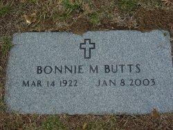 Bonnie Marie <I>Jackson</I> Butts