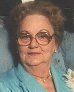 Mrs Myra Lou <I>Chism</I> Briggs