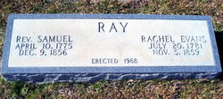 Rev Samuel Ray