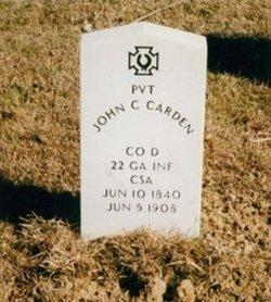 John C. Carden